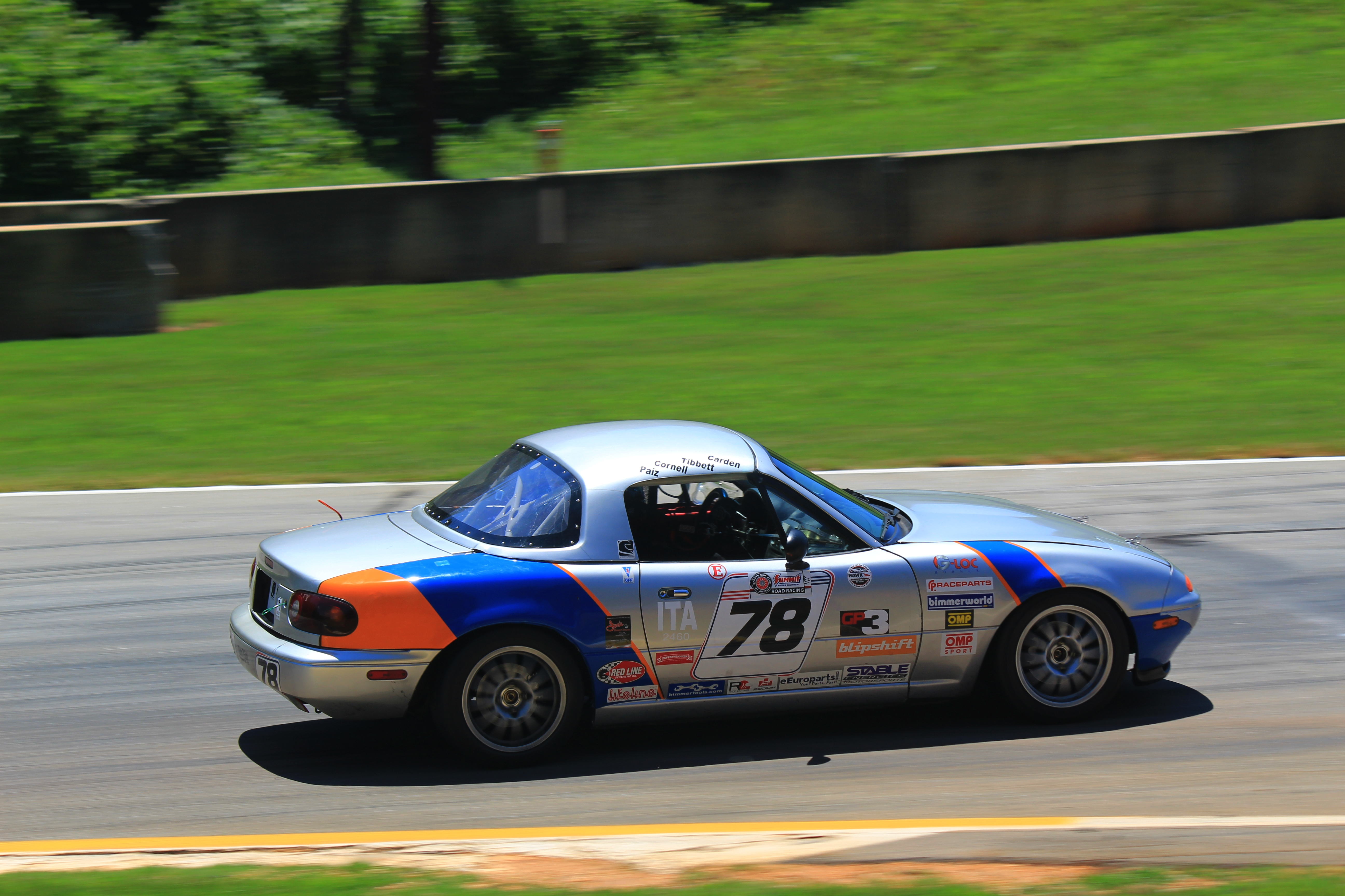 Race Recap: July SCCA @ Road Atlanta – SIMON TIBBETT BLOG